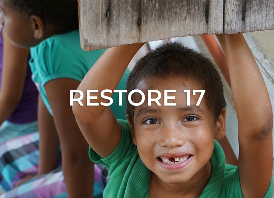 Restore 17 by Orphan Aid Liberia