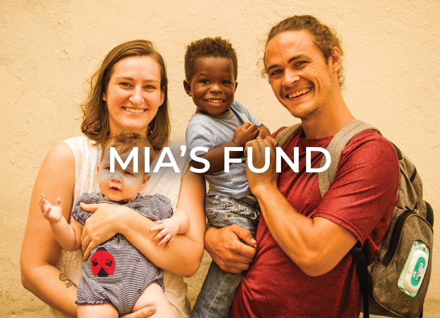 Mia's Fund Adoption Assistance by Orphan Aid Liberia