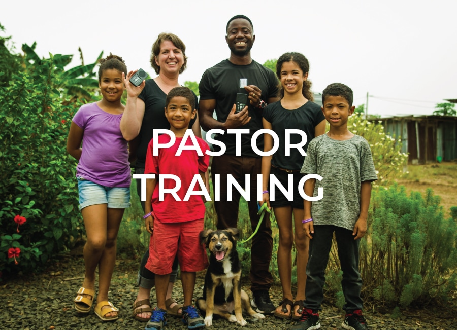 Pastor Training by Orphan Aid Liberia